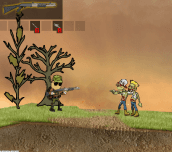 Hra - Mass Mayhem Zombie Apocalypse