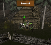 Hra - Dirt Bike Adventure