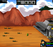 Hra - Stronghold Defence