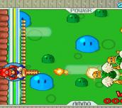 Hra - Mario Blaster
