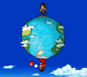 Hra - Punch Ball Jump