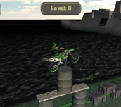 Hra - Army Bike 3D