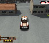Hra - Monster Trucks 3D Parking