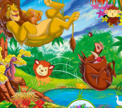Hra - The Lion King Hidden Objects
