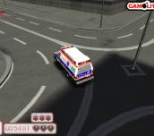 Hra - Medical Van 3D Parking