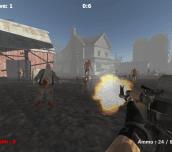 Hra - Zombie Strike 2