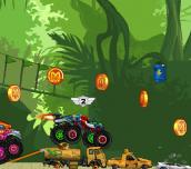 Hra - Monster Wheels 2