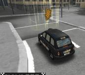 Hra - London Taxi 3D Parking