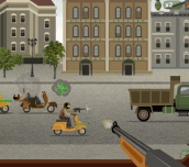 Hra - Mafia Shootout