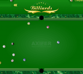 Hra - Billiards