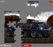 Hra - Toyota Truck Jigsaw