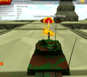 Hra - Crash Drive 2 Tank Battles