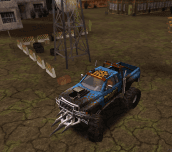 Hra - Zombie Truck Parking Simulator