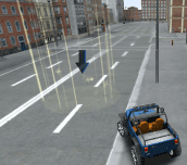 City Truck Madness 3D Parking