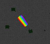 Hra - Rainbow Tank