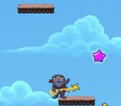 Hra - Ninja Rope Jump