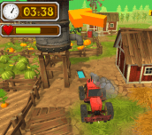 Hra - Tractor Parking HD