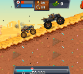 Mad Truck Challenge 2