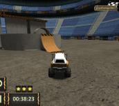 Hra - Monster Truck 3D Arena Stunts
