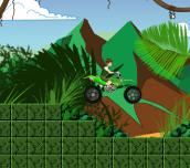 Hra - Ben 10 Jungle Motobike