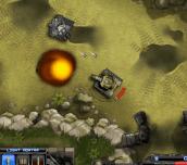 Hra - Tank Blitz