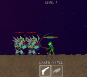 Hra - Space Predator