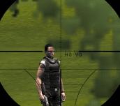Hra - Terrain Sniper
