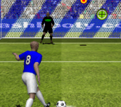 Hra - Penalty Fever 3D: Brazil