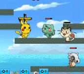 Hra - Pokemon Battle Arena