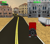 Hra - Highway Truck Driving