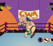 Hra - Wrestling Riot