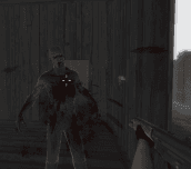 Hra - Zombie FPS Range