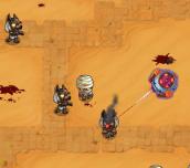 Hra - Burn Zombies