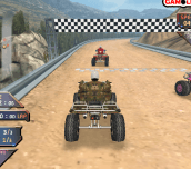 Hra - Extreme ATV 3D Offroad Race