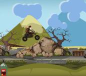 Hra - ATV Trike Hill Adventure