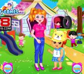 Hra - Dora Prepare For School