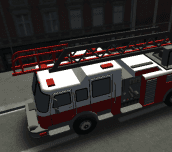 Hra - Fire Fighting Frenzy Park
