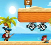 Hra - Pirate Run Away