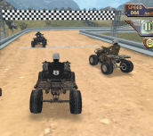 Hra - Extreme ATV Offroad Race