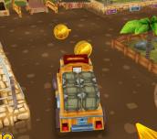 Hra - Jurassic Mega Parking