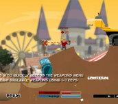 Hra - Builders Brawl