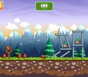 Hra - Crazy Birds 2