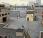 Hra - City Shootout
