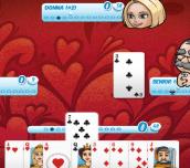 Hra - Hearts Card