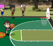 Hra - Bobblehead Basketball