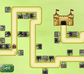 Hra - Fast Castle Defense