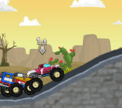 Hra - Monster Truck Sprint