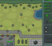 Hra - Missile Defence