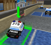 Hra - Police Cars Parking