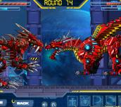 Hra - Robot Fire Dragon